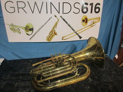 blessing marching baritone horn #17284
