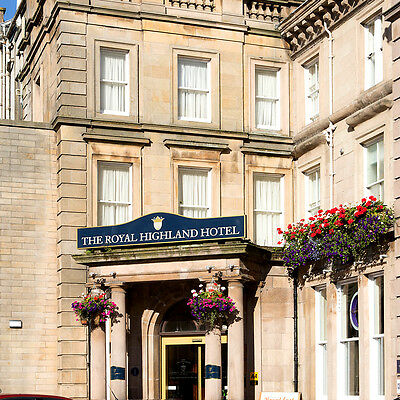 Take a well deserved break- Amazing value DBB Scottish Hotel offer!