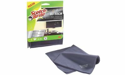 Scotch-Brite Mikrofaser High-Tech Staubtuch, 320 x 320 mm