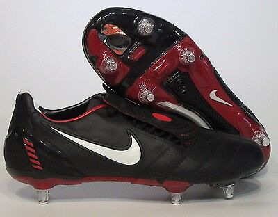 MENS NIKE Total 90 LASER ii K Leather SG PROMO Soft Ground Football Soccer Boots