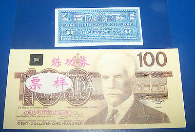 FOREIGN  BANK NOTE's  No. 2 set 40