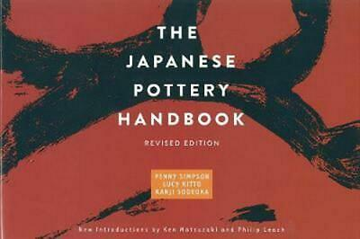 Japanese Pottery Handbook by Penny Simpson (English) Paperback Book Free Shippin