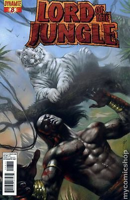 Lord of the Jungle (2011 Dynamite) #8A VF