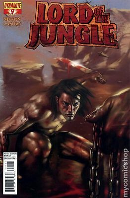 Lord of the Jungle (2011 Dynamite) #9A VF