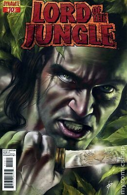 Lord of the Jungle (2011 Dynamite) #10A VF