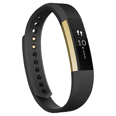 Fitbit Alta Wireless Activity & Sleep Tracking Smart Fitness Watch Large (101819