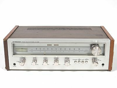 Vintage Pioneer SX-450 Stereo Receiver Amplifier (Tested and working!)