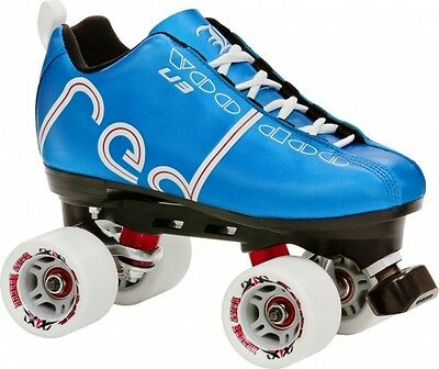 Blue Labeda Voodoo U3 Complete Speed Skates