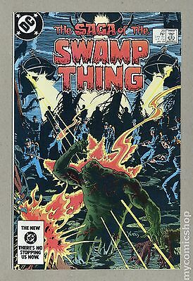 Swamp Thing (1982 2nd Series) #20 VF 8.0
