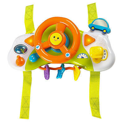 Zobo Happy Driver Stroller Toy
