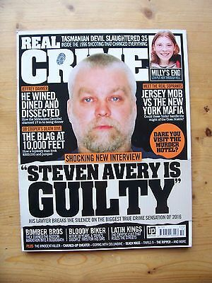 Real Crime Magazine - Issue 10 - Mint