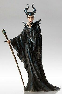 Disney Showcase Live Action Angelina Jolie as Maleficent Figurine Brand New