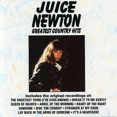 Juice Newton - Greatest Country Hits [New CD] Manufactured On Demand