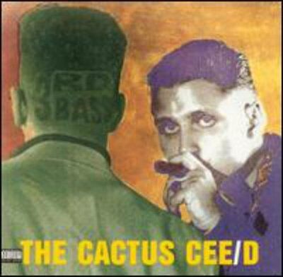 3rd Bass - Cactus Album [New CD] Manufactured On Demand