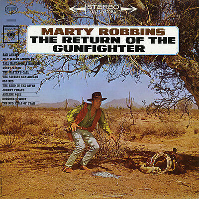 Marty Robbins - Return of the Gunfighter [New CD] Manufactured On Demand