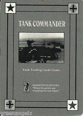 Tank Commander Ccg - 100 Assorted Cards