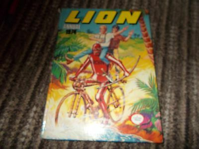Lion Annual 1974 Good Condition