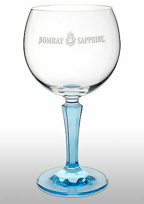 Bombay Sapphire Gin Limited Edition Balloon Glass Brand New