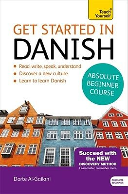 Get Started in Danish Absolute Beginner Course: (Book and audio support) The es.