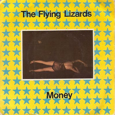 "The Flying Lizards - Money 7"" Virgin 1979"