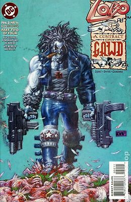 Lobo A Contract on Gawd (1994) #2 FN