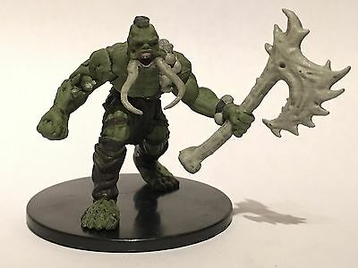 Pathfinder Battles Deadly Foes - Cave Giant #026