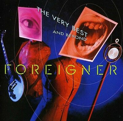 Foreigner - Very Best & Beyond [New CD]