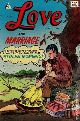 Love and Marriage (1963 I.W. Reprint) #8 FN 6.0