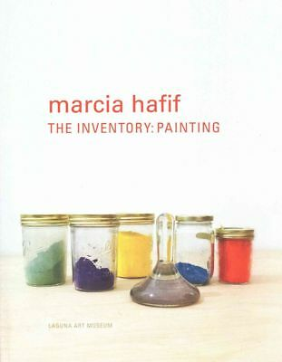Marcia Hafif: The Inventory: Painting by Hardcover Book (English)