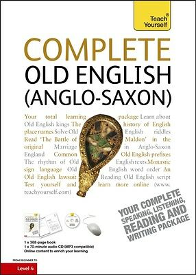 Complete Old English: Teach Yourself (Book/CD Pack) (Paperback), . 9781444104196