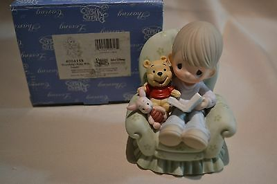 Nib 2005 Precious Moments Everythings Better With Friends 4004158 Disney