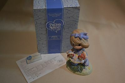 Nib Rare 2008 Precious Moments Best Friends Forever 830019 Raggedy Ann & Andy