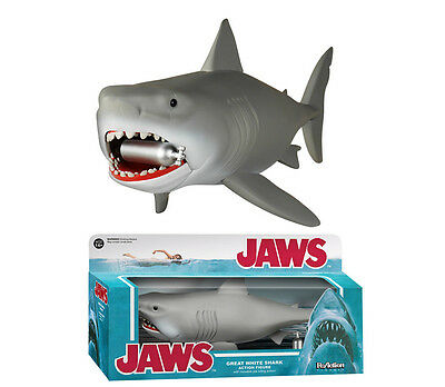 Reaction Jaws Great White Shark figure Funko 055530