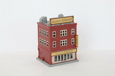 Rokuhan S032-3 Z Scale Commercial Building C (1/220 Z Scale)