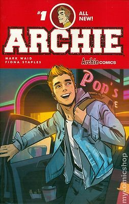 Archie (2015 2nd Series) #1A VF 8.0