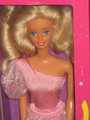 1989 PARTY PINK Barbie Doll Winn-Dixie Special Edition #7637 NRFB