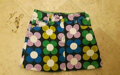 Mini boden girls skirt age 5-6