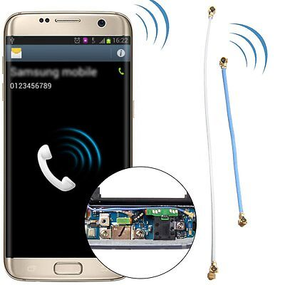 Signal Antenna Coaxial Wire Cable For Samsung Galaxy S7 edge G935 G935F G935FD