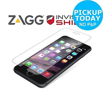 Zagg InvisibleShield Apple iPhone 7 Screen Protector. The Official Argos Store