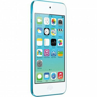 Apple iPod A1421 Touch 5th Generation 64GB Portable MP3 Music Player Blue