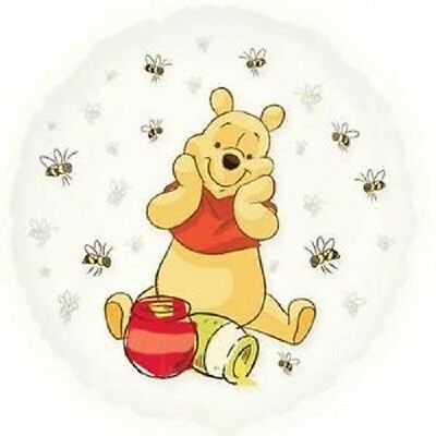 "Disney Winnie the Pooh Clear 26"" Helium Balloons - Kids Party Decorations"