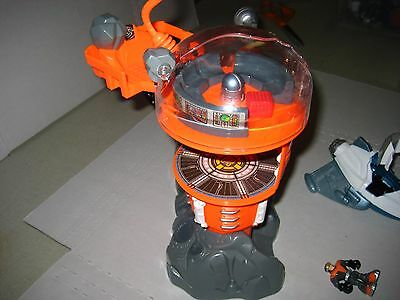 Fisher Price Micro Rescue Heroes Space Station