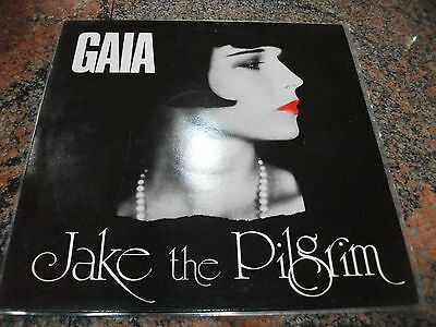 JAKE The Pilgrim ‎– Gaia ' 12''  MINT / N.MINT  GOTH   Wounded Knee Records