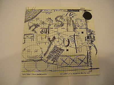 Cell / Sonic Youth with Yamatsuka Eye ‎– Untitled ' 7'' MINT