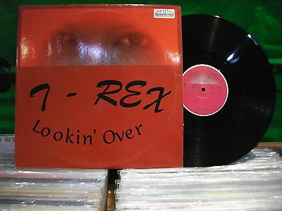 T-Rex  ‎– Lookin' Over ' 12''  N.MINT  SPAIN
