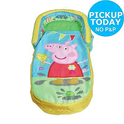 Peppa Pig My First ReadyBed - Toddler. From the Official Argos Shop on ebay