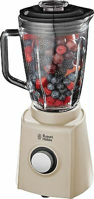 Russell Hobbs 18993 Creations Neutral Glass Jug Blender 600W - 1.5L - From Argos
