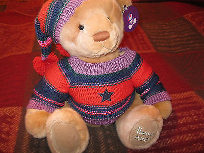 HARRODS FOOTDATED 2004 BEAR THOMAS - New in Bag