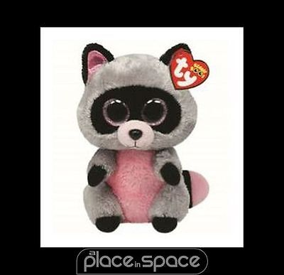 Ty Beanie Boo - Rocco The Racoon