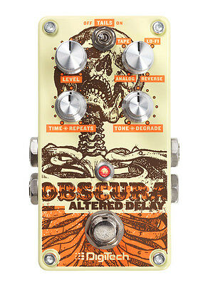 DigiTech Obscura Delay Pedal (NEW)